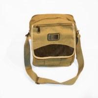 Canvas Tablet/ Binoculars Day Bag