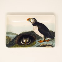 Audubon Puffin Trinket Tray