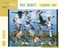 Pat Scott: Taking Off Puzzle