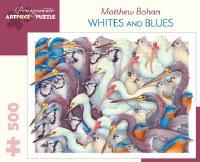 Matthew Bohan  Whites and Blues Puzzle