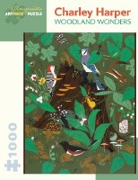 Charley Harper Woodland Wonders Puzzle