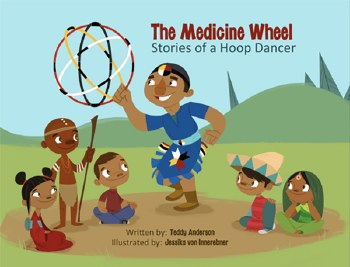 Medicine Wheel: Stories of a Hoop Dancer - book