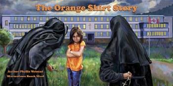 The Orange Shirt Story - book