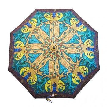 Umbrella - Strong Earth Woman