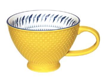 Porcelain Mug - Hummingbird