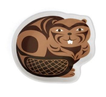 Trinket Dish - Beaver