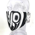 Cotton Face Mask - White