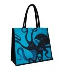 Jute Bag - Octopus