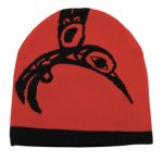 Hummingbird Toque - Red