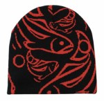 Salmon Toque - Red