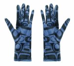 Gloves Raven - Blue S-M