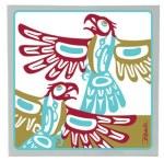 Trivet - Eagle