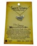 Spirit Totem Goose - Dec 22 - Jan 19