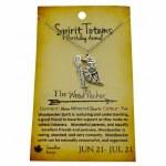 Spirit Totem Woodpecker Jun 21 - Jul 21