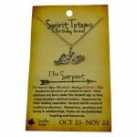 Spirit Totem Serpent - Oct 23 - Nov 22