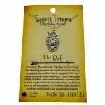 Spirit Totem Owl - Nov 23 - Dec 21