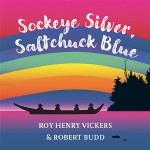 Sockeye Silver, Saltchuck Blue - Boardbook