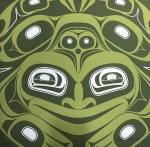 Frog Giclee #