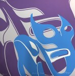 Breath Purple Giclee #