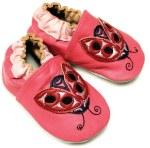 Baby Soft Sole Shoes Ladybug