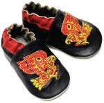 Baby Soft Sole Shoes Thndrbird