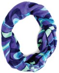 Self Reflection Circle Scarf