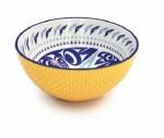 """4.25"""" Porcelain Bowl - Hummingbird"""