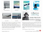 Mark Preston Boxed Card Set - Messages of Winter
