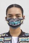 Mask - Chilkat - Mulit Colour- Small