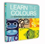 Learn the Colours Book