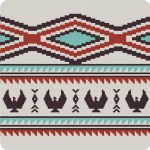 NNW coaster Salish Weaving