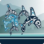 Coaster - Orca Family