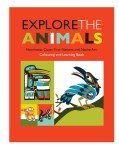 Explore the Animals Coloring Book