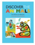 Discover the Animals Coloring Book