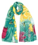 Bee & Blossom Scarf