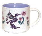 Ceramic Mug - Hummingbird