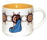 Ceramic Mug - Ribbon Dress
