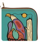 Eagle Family Coin Purse