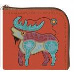Moose Coin Purse