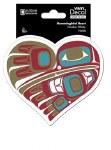 Decal - Hummingbird Heart