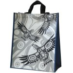 Eco Bag large - Soaring Eagle