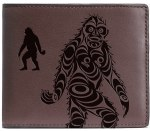 NNW Wallet Sasquatch Brown