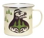 NNW Enamel Mug - Bear