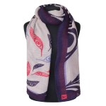 Eco Scarf - Feathers
