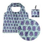 Owls Folding Bag