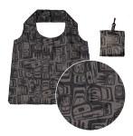 Eagle Crest Black Folding Bag