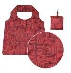 Eagle Crest Red Folding Bag