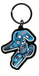 Whale Keychain