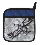 Pot Holder Soaring Eagle
