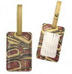 Pacific Spirit Luggage Tag